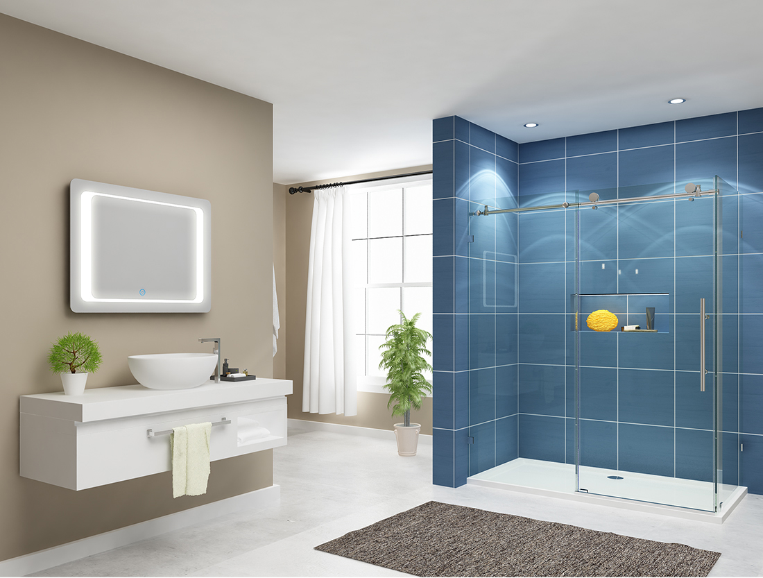 SUNNY SHOWER Bathroom Design