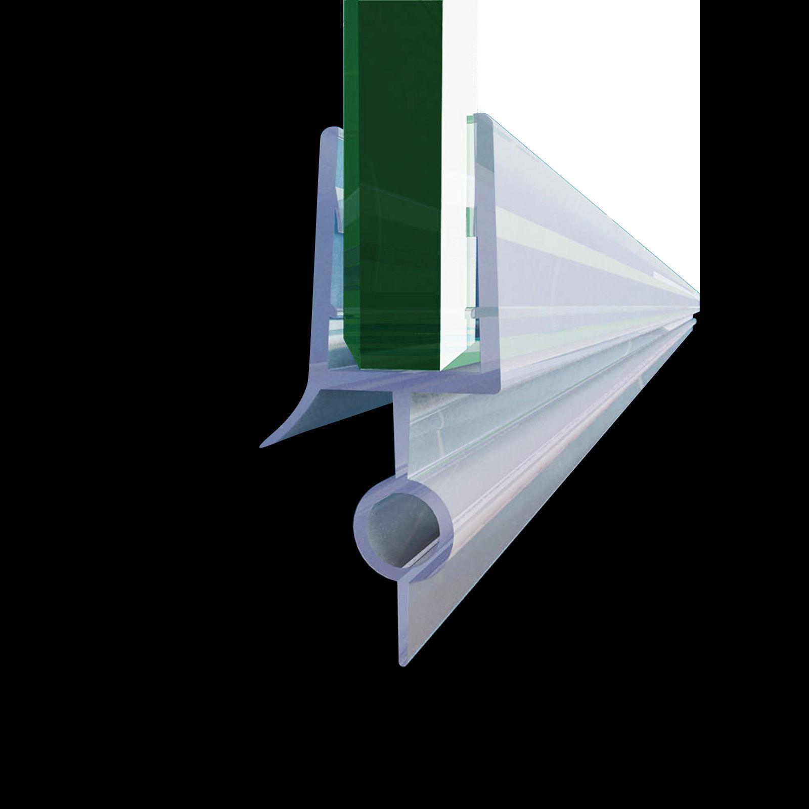 Sunny Shower Fit 316 Frameless Shower Door Sweep Bottom Seal Wipe