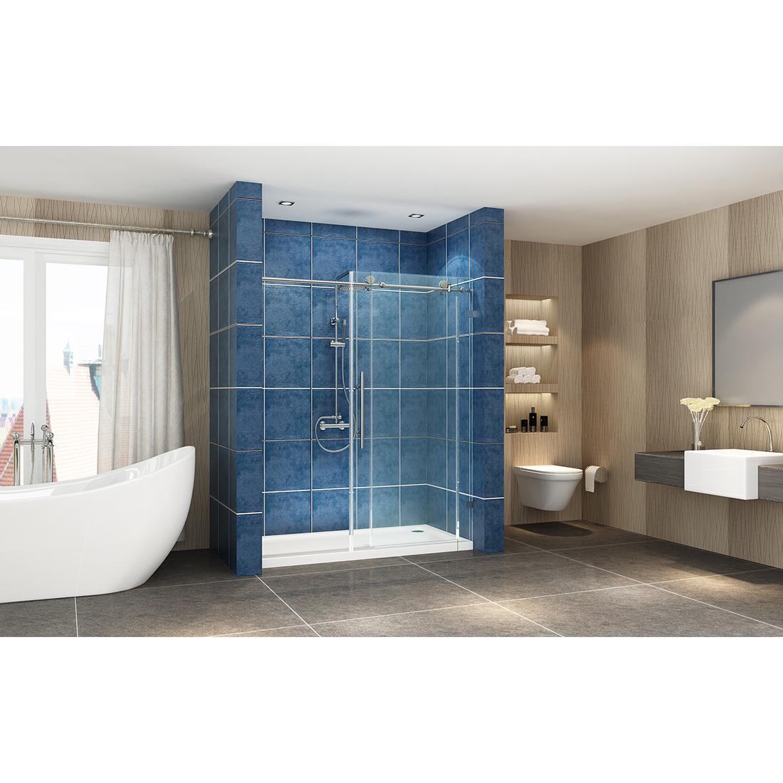 Fine 60 Shower Doors Model Bathtub Ideas